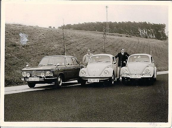 Seit 80 Jahren für die Verkehrssicherheit tätig
